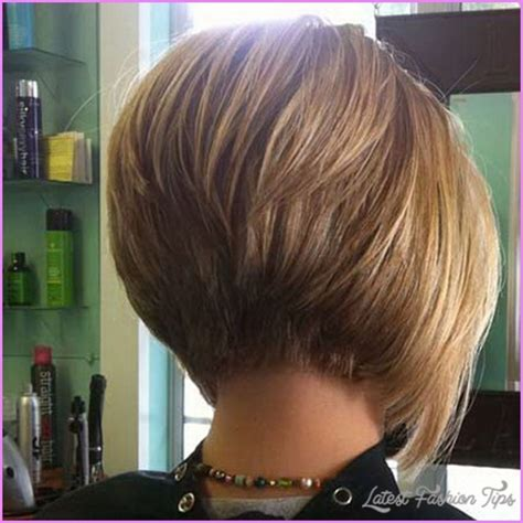 inverted bob hairstyle pictures rear view inverted bob rear view latestfashiontips com