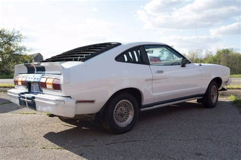 1978 mustang 2 cobra 1978 ford mustang cobra 2 2nd owner since 1980