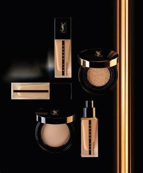 Ysl All Hours Foundation 25ml yves laurent all hours makeup for fall 2017 news