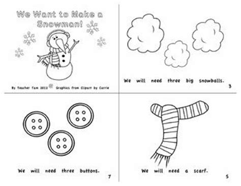 printable snowman activities for preschool 17 best images about winter worksheets on pinterest