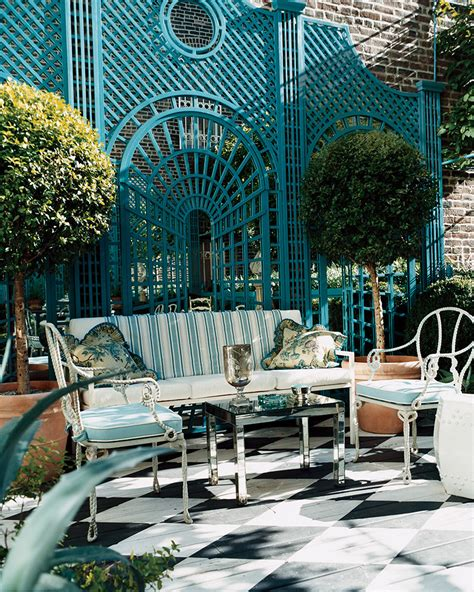 Posh Patios by Patio Blue Trellis Photography By Paul Costello In Domino