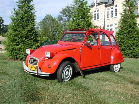 Citroen 2cv by 1986 Citroen 2cv For Sale 1772497 Hemmings Motor News