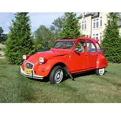1986 Citroen 2CV For Sale 1772497  Hemmings Motor News