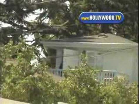 owen wilson house owen wilson at his santa monica home youtube