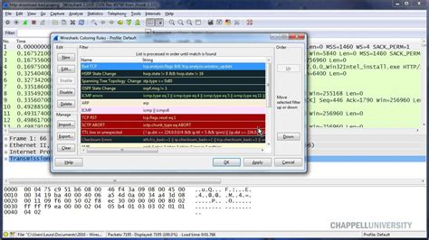 wireshark tutorial laura chappell wireshark tip 6 find tcp problems fast with a quot badtcp