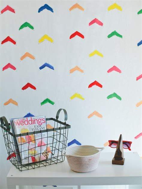 Make Your Own Contact Paper - how to make your own removable wall paper great for