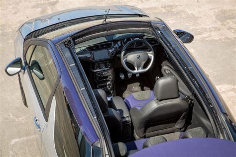 driven citroen ds3 dsport cabrio review