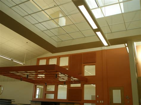 Usg Interiors Inc by Acoustics Interiors Inc Acoustical Contractor