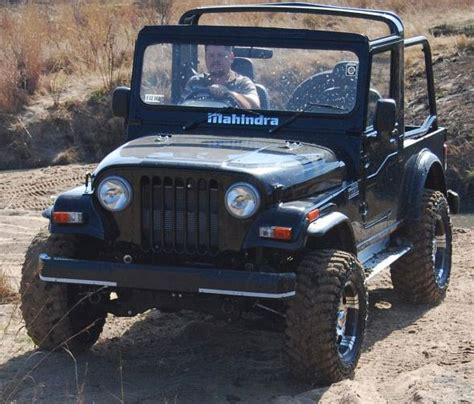 Price Of Jeep Mahindra Thar Price In India Mahindra Thar Roader