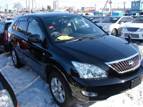 harrier lexus 2007 2007 toyota harrier images 2400cc gasoline automatic