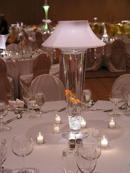 Fish In Vase Centerpiece by Best 25 Goldfish Centerpiece Ideas On