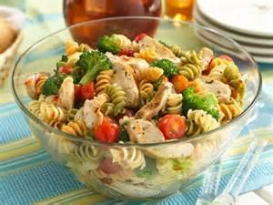 cold salad ideas zesty potluck pasta salad recipe potlucks pasta salad and pasta