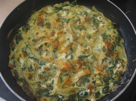 spinach and cottage cheese pasta bake feed me