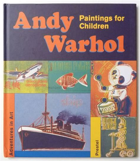 like andy warhol books paintings for children andy warhol so books