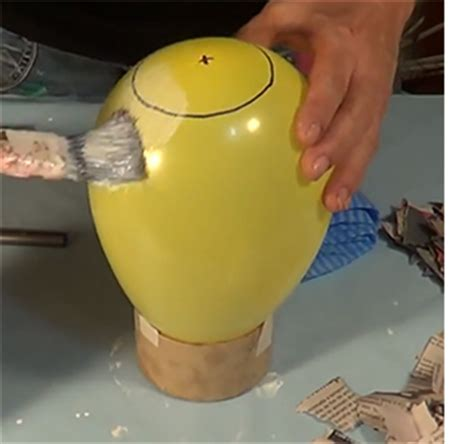 How To Make Paper Mache At Home - home dzine craft ideas make these easy paper mache pots