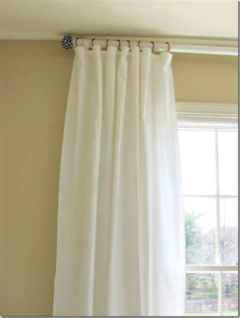 do it yourself curtain rods 1000 images about do it yourself random on pinterest no