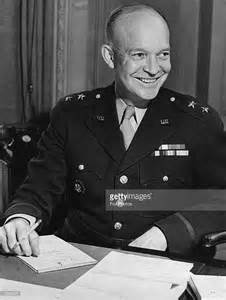 Dwight d eisenhower 1890 1969 commander of the american forces in
