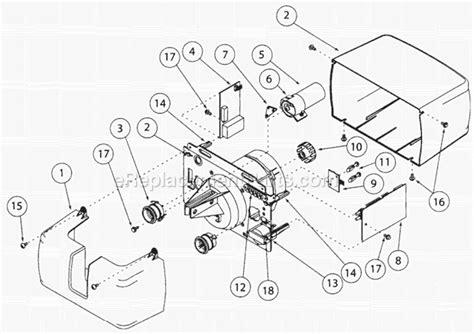 Genie Cm8600 Parts List And Diagram After August 2008 Genie Garage Door Opener Parts Diagram