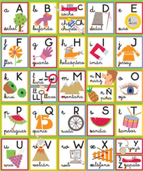 imagenes que empiecen con las letras del abecedario las vocales l m y s p abecedario
