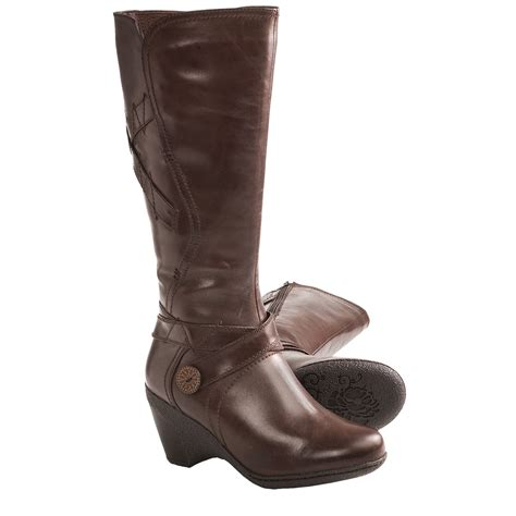 blondo boots womens blondo leana boots leather for in leather