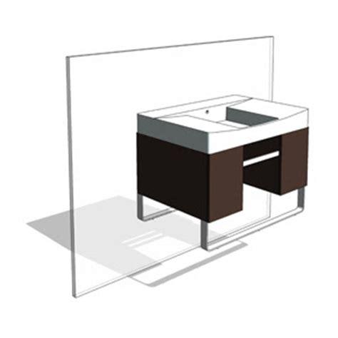 Revit Bathroom Vanity by Revit Components Free Family Kohler Traverse Vanity Sink