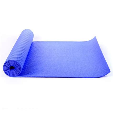 Mat 6mm Matras 6mm Free Bag blue mat 6mm thick 183cm x 61cm free bag