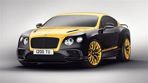 bentley modified the bentley continental 24 is a modified 700bhp supersports