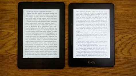 does kindle a light amazon kindle paperwhite 2015 review the design remains