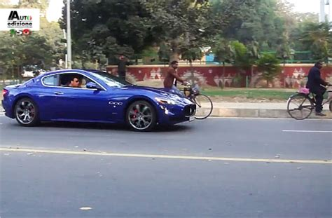 maserati india maserati nu ook in india auto edizione
