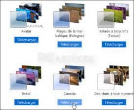 t 233 l 233 charger de nouveaux th 232 mes de bureau windows 7