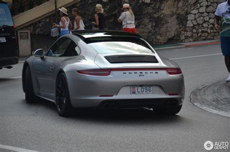 Porsche 991 Gts by Porsche 991 4 Gts 26 Januari 2017 Autogespot