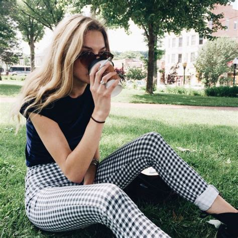 black and white pattern pants outfit pants checkered jeans checkered pants black and white