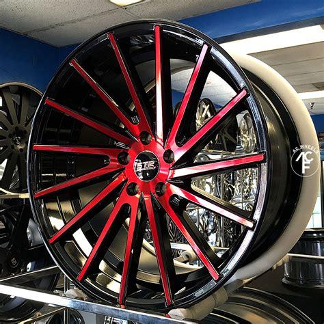 Celana Sepeda Str Boxed Black 20 quot str wheels 616 black with rims 5x114 3 et 35 fit camaro monte carlo ebay
