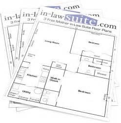 In Law Suite Plans Mother In Law Suite Floor Plan Pictures To Pin On Pinterest