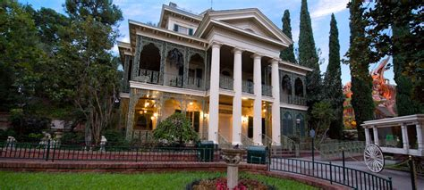 Haunted House Disneyland by Haunted Mansion Maryland History By The Object
