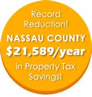 Property Records Nassau County Property Tax Grievance The Heller Clausen Grievance