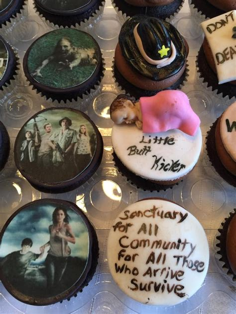 Walking Dead Cake Decorations by The Walking Dead Cupcakes Cakecentral