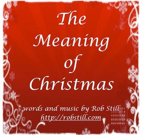 meaning christmas quotes quotesgram