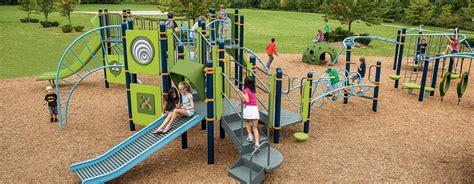 school playground swings thornton creek elementary school playground