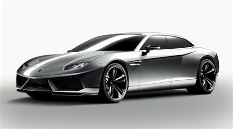 Lamborghini Saloon New Lamborghini Estoque Saloon Concept Revealed By Car