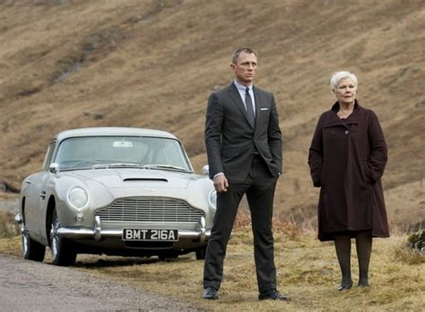 Bond And Aston Martin by Aston Martin Db5 Bond Lifestyle
