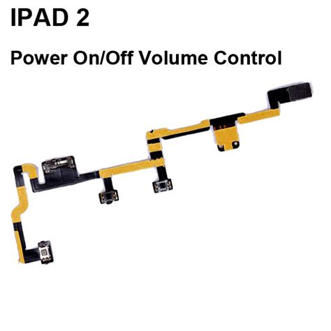 Flexsibel On Of Volum 2 Wifi 2 power on switch mute volume button cavo flex