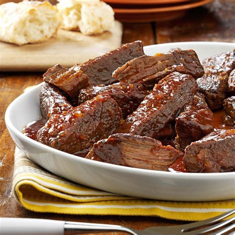 slow cooked short ribs recipe taste of home