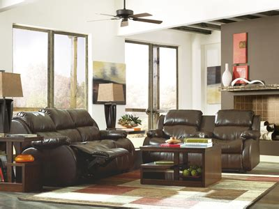 Set Sofa Cafe durablend cafe reclining sofa loveseat and rocker