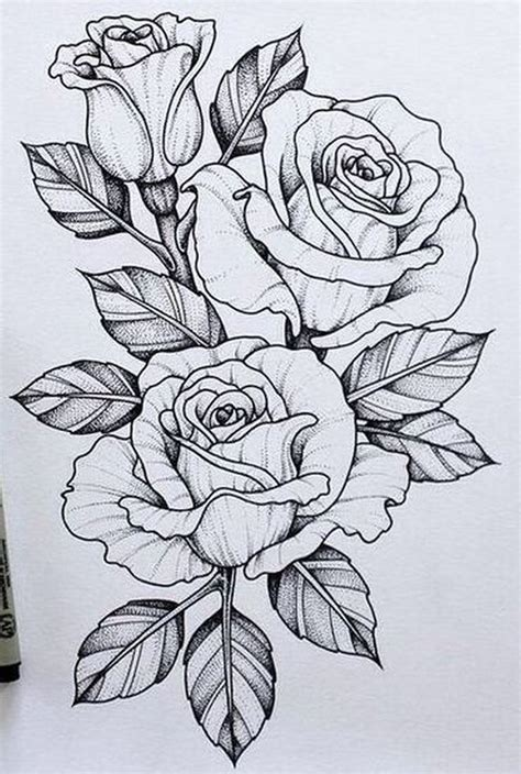 rose and flower tattoos resultado de imagen para dagger knife and flowers
