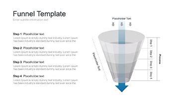 sales funnel report template hislide io free powerpoint templates keynote templates slides