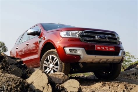 ford endeavour 2018 2018 ford endeavour price launch date specifications