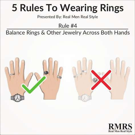 5 rules to wearing rings for men myvessyl