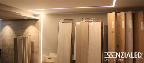 inside illuminazione inside tagli di luce cartongesso a led su