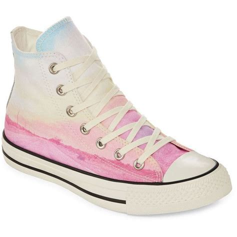 light pink high top converse 20 best ideas about womens converse high tops on